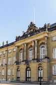 Architecture of Copenhagen, the capital of Denmark, — Stock Photo