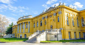 Szeceny thermal bath, Budapest — Stock Photo
