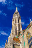 Fisherman bastion, Budapest, Hungary — Stock Photo