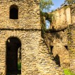 UNESCO World Heritage Site. Fasilides Castle in Gondar, Ethiopia, Africa — Photo