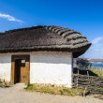 Island Hortitsia, Zaporozhie, Ukraine — Stock Photo #30584195