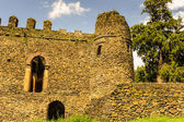 Castle of Fasilides, Gondar, Africa — Stock Photo
