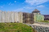 Island Hortitsia, Zaporozhie, Ukraine — Stock Photo