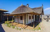Isola hortitsia, zaporozhie, Ucraina — Foto Stock