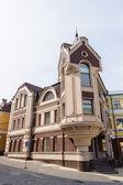 Arquitetura de kiev, ucrânia — Fotografia Stock