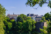 Luxembourg, capital of Luxembourg — Стоковое фото