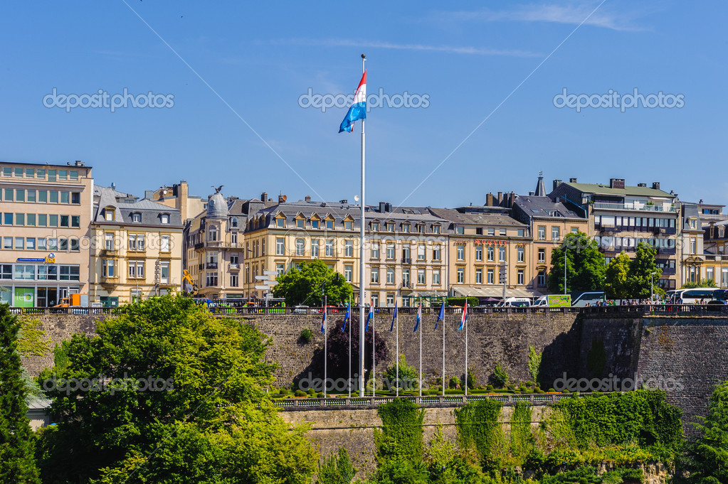 luxembourg capitale du luxembourg