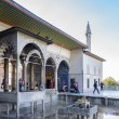 Stock Photo: Topkapi Palace, primary residence of OttomSultans, Is