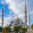 Stock Photo: Blue mosuqe, Istanbul, Turkey