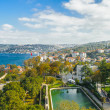 Panorama of Istanbul, Turkey — Stock Photo