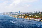 Panorama of Istanbul, Turkey — Stock Photo