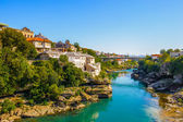 Mostar, Bosnia and Herzegovina — Stock fotografie