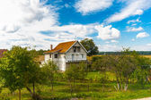 Nature of Serbia — Stock Photo