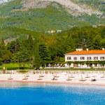 Постер, плакат: Budva riviera coast of Montenegro