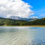 Black Lake, Northern Part of Montenegro — Stock Photo #34953867