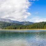 Black Lake, Northern Part of Montenegro — Stock Photo #34953887