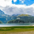 Black Lake, Northern Part of Montenegro — Stock Photo #34953997