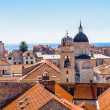 Old City of Dubrovnik (Croatia — Stockfoto