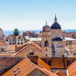 Old City of Dubrovnik (Croatia — Foto de Stock