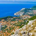 Old City of Dubrovnik (Croatia — Stock Photo #34957637