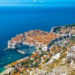 Old City of Dubrovnik (Croatia — Stock Photo #34957641