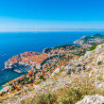Old City of Dubrovnik (Croatia — Stock Photo #34957675
