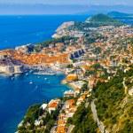 Old City of Dubrovnik (Croatia — Stock Photo #34957683