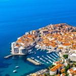Old City of Dubrovnik (Croatia — Stock Photo #34957687