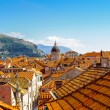 Old City of Dubrovnik (Croatia) — Stock Photo