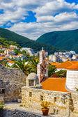 будванская ривьера, побережье черногории — Стоковое фото
