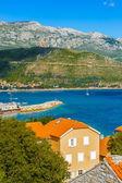 Budva riviera, coast of Montenegro — Photo