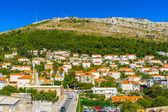 Oude stad van dubrovnik (kroatië — Stockfoto