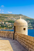Old City of Dubrovnik (Croatia) — Foto Stock