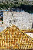 Old City of Dubrovnik (Croatia) — Stock Photo