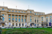 Architecture of Bucharest, Romania — Stockfoto