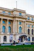 Arkitekturen i Bukarest, Rumänien — Stockfoto