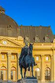 Architecture of Bucharest, Romania — Foto de Stock