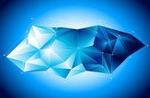 Abstract vector hintergrund für den einsatz im design — Stockvektor