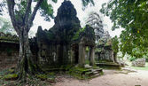 Ta Prom temple, Siem Reap, Cambodia — Stock Photo