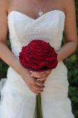新娘花束 — 图库照片