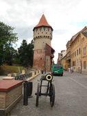 Sibiu miasto w rumunii — Zdjęcie stockowe