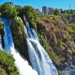 Waterfall in Turkey, Alanya — Stock Photo