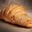 Croissant. — Stock Photo