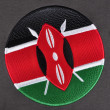 Kenya national symbol. — Stock Photo