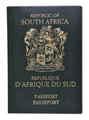South African Passport. — Stock Photo