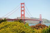 Puente golden gate. — Foto de Stock