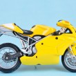 Toy motorcycle — Stock Photo
