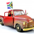 South Africa travel. — Stock Photo #14548783