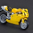 Toy motorcycle — Stock Photo #14548825