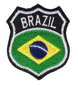 Brazil Emblem. — Stock Photo